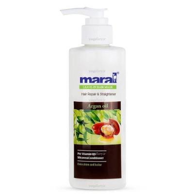 ماسک موی مارال، ترمیم و صاف کننده مو