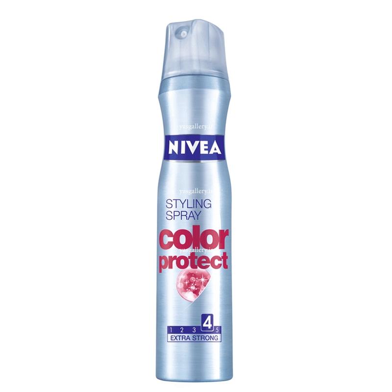 اسپری موی نیوا، برای موهای رنگ شده 4