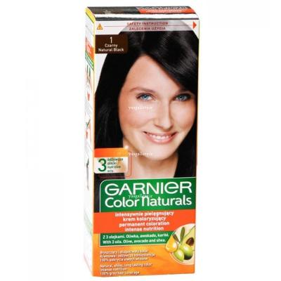 رنگ موی گارنیه کالر نچرالز، مشکی 1