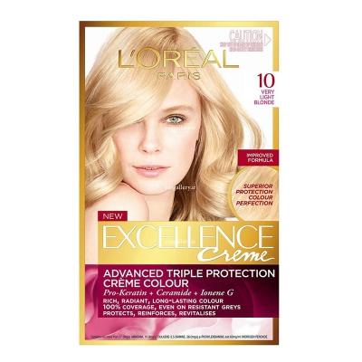 رنگ موی اورئال اکسلانس، بلوند فوق العاده روشن 10