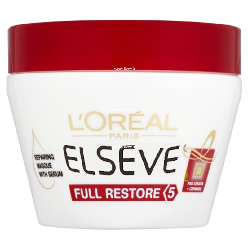 ماسک موی اورئال برای موهای آسیب دیده