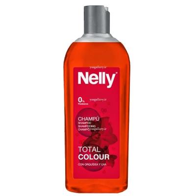 شامپو نلی، تثبیت کننده رنگ مو
