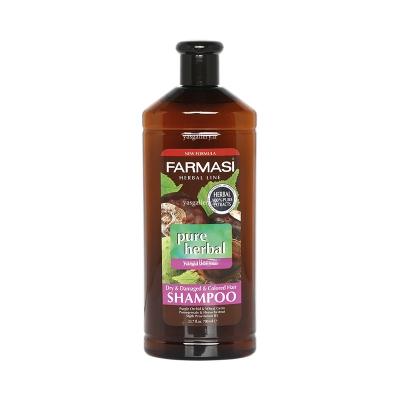 شامپو فارماسی برای موهای خشک