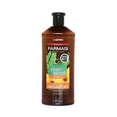 شامپو گیاهی فارماسی، برای انواع مو